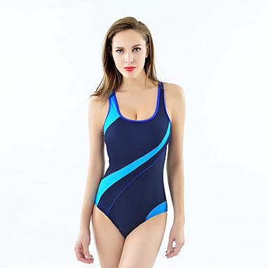 6ea8540b6fd080 Damskie Kostium kąpielowy Szybkie wysychanie, Kompresja Poliester Stroje  kąpielowe Stroje plażowe Kąpielówki Pływacki