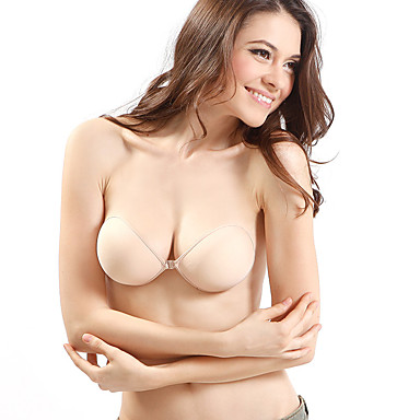 B Cup Breast Bra Newest Cup A/B/C Invis...