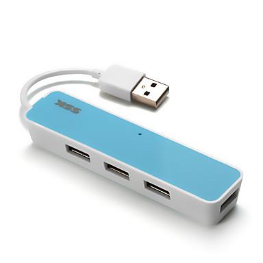 SSK shu026 nagy sebességű számítógépes USB hub négy splitter nagysebességű 480 MPS
