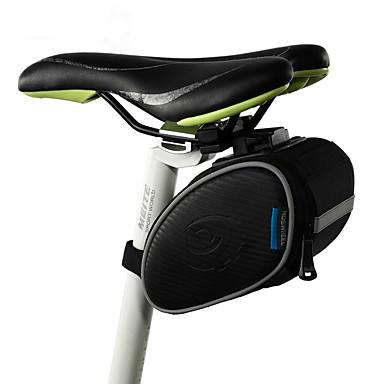 ROSWHEEL 1.6 L Nyeregtáska Viselhető, Többfunkciós, Ütésálló Kerékpáros táska Ruhaanyag / Terylene Kerékpáros táska Kerékpáros táska Kerékpározás / Kerékpár
