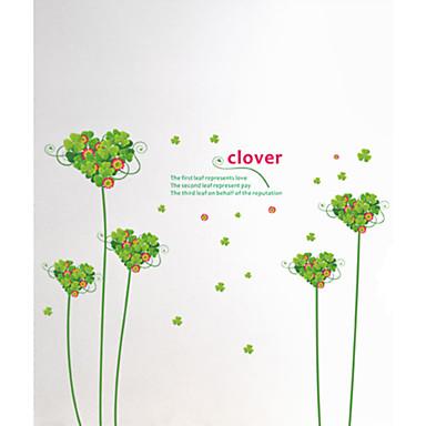 워드&인용구(부호) / 플로럴 / 풍경 벽 스티커 플레인 월스티커,pvc 60*90cm