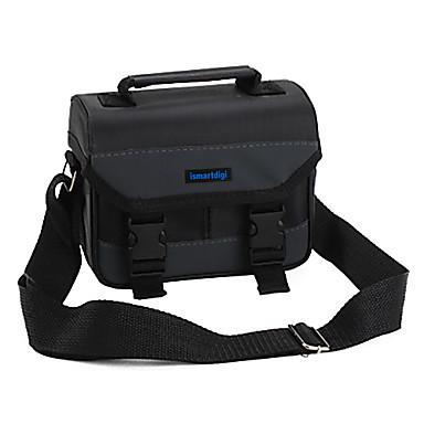디지털 카메라-가방-유니버셜 / 캐논 / 니콘 / 올림푸스 / 소니 / Samsung / PENTAX / 리코 / 후지 필름 / Fujitsu / 카시오 / 코닥 / Panasonic-원숄더-먼지 방지-블랙