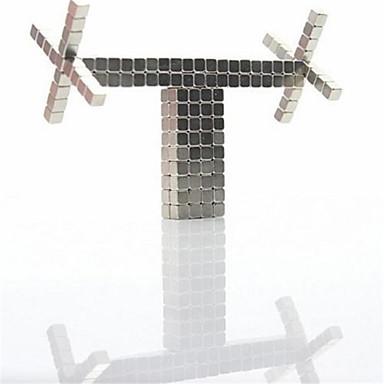 Mıknatıslı Oyuncaklar Legolar Neodymium Mıknatıs 216 Parçalar 4mm Oyuncaklar Mıknatıs Manyetik Dörtgen Hediye