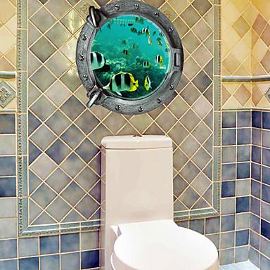 Calcoman as decorativas de pared calcoman as 3d para for Calcomanias para paredes decorativas