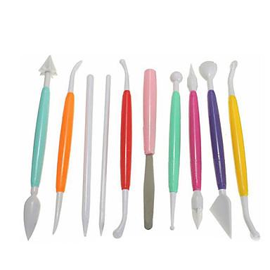 Bakeware eszközök Műanyag DIY Csokoládé / Palacsinta / Keksz Sütés és péksütemények spatulyák 1db