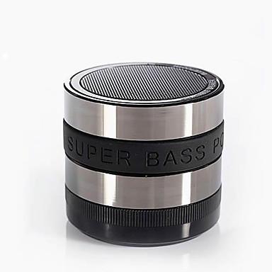 Portatif Bluetooth V3.0 Super Bass Hoparlör / TF MP3 / AUX / Eller