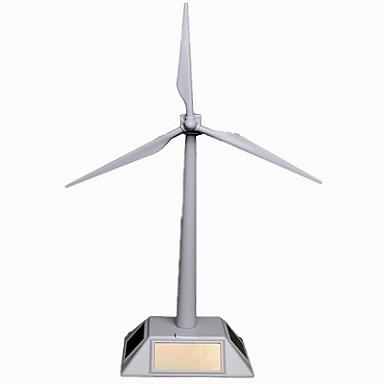 장난감 자동차 태양열 에너지 장난감 바람개비 과학&디스커버리 완구 교육용 장난감 장난감 풍차 전문가 수준 솔라 - 전원 가구 상품 플라스틱 1 조각
