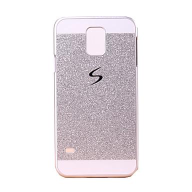 sportschool buling flash poeder achterkant van de behuizing voor Samsung Galaxy S5 i9600 (verschillende kleuren)