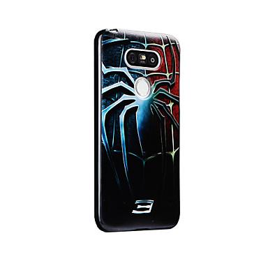 용 LG케이스 패턴 케이스 뒷면 커버 케이스 카툰 소프트 실리콘 LG LG G5