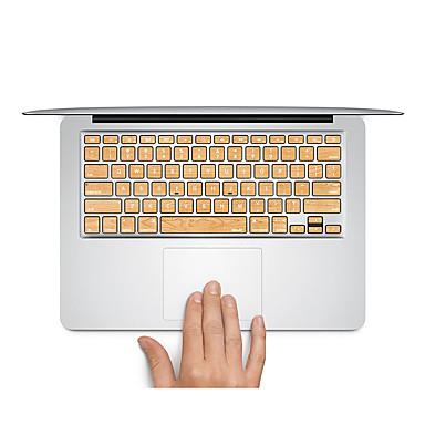 1개 스킨 스티커 용 스크래치 방지 나무결 울트라 씬 무광 PVC MacBook Pro 15'' with Retina MacBook Pro 15'' MacBook Pro 13'' with Retina MacBook Pro 13'' MacBook