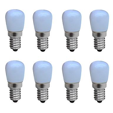 1W E14 LED gyertyaizzók B 1 led COB Dekoratív Meleg fehér Hideg fehér 100-150lm 6000-6500/3000-3200K AC 220-240V