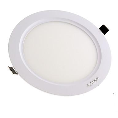 450 LED Süllyesztett kapcsolók Panel izzók Meleg fehér Hideg fehér AC 110-130V AC 100-240V AC 220-240V AC 85-265V