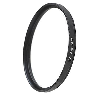 emoblitz의 46mm의 UV 자외선 보호 렌즈 필터 블랙