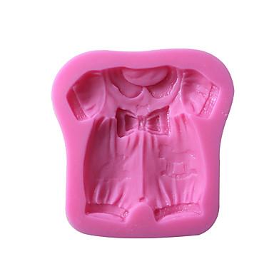 baba ruhák szilikon sütemény penész magas minőségű sütőszerszám 1pc