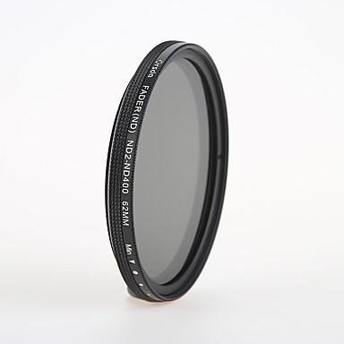 orsda® nd2-400 62mm állítható bevont (16 réteg) FMC szűrő
