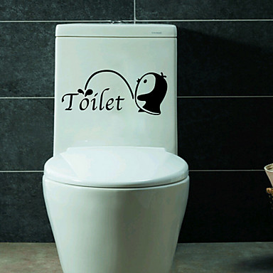 패션 벽 스티커 플레인 월스티커 데코레이티브 월 스티커 / 냉장고 스티커 / 화장실 스티커,PVC 자료 이동가능 홈 장식 벽 데칼