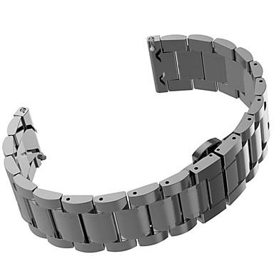 voordelige Horlogebandjes voor Samsung-Horlogeband voor Gear S2 Classic Samsung Galaxy Sportband Roestvrij staal Polsband