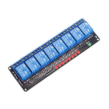 아두 이노를위한 8 채널 5V 릴레이 모듈