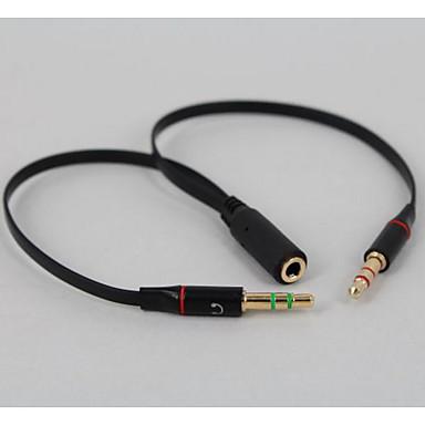 3.5mm의 오디오 잭 3.5mm의 오디오 잭 to 3.5mm의 오디오 잭 0.35M (1.15Ft)