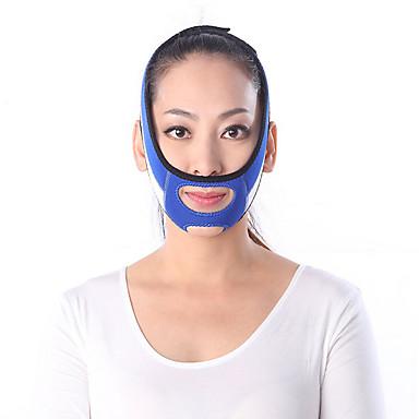 얼굴 지원 수동 공기 압력 얼굴 얇은 만들기 가변 역학 옷감