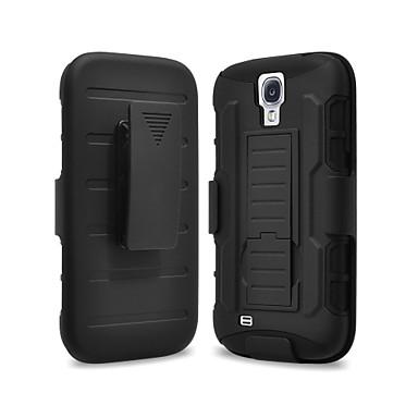 Capinha Para Samsung Galaxy Samsung Galaxy Capinhas Antichoque Com Suporte Com Relevo Capa traseira Armadura PC para S7 S6 edge plus S6