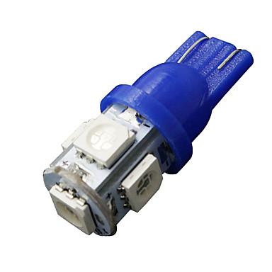 SO.K 10pcs Coche Bombillas Luz de Intermitente For Universal