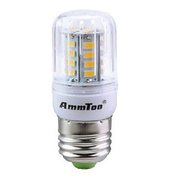 6W E14 G9 GU10 B22 E26/E27 LED kukorica izzók T 31 led SMD 5736 Dekoratív Meleg fehér Hideg fehér 650-750lm 3000/6000K AC 220-240 AC