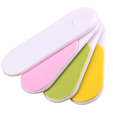 sandepin ® cztery rodzaje buforów do paznokci w jednym zestawie kolorów losowych