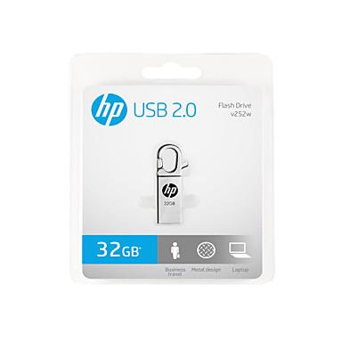 Az új HP USB x252w fém kreatív u lemez 32GB