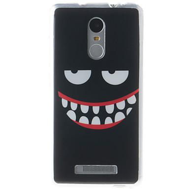 Mert Mi tok Minta Case Hátlap Case Rajzfilmfigura Puha TPU Xiaomi Xiaomi Redmi Note 3