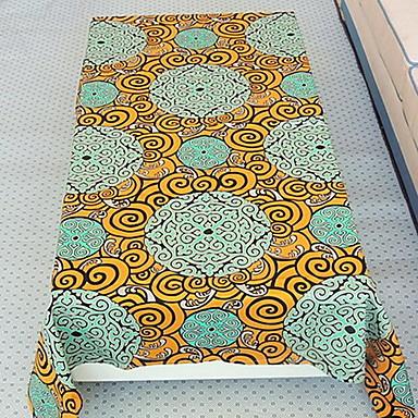 광장 프린트 패턴 식탁보 , 100% 면 자료 호텔 다이닝 테이블 홈 데코레이팅 1
