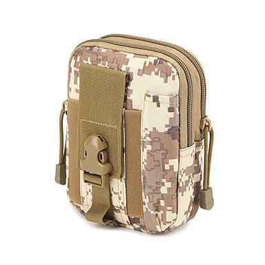 Csomag derékra Cell Phone Bag Belt Pouch mert Kerékpározás/Kerékpár Futás Sportska torba Többfunkciós Telefon/Iphone Taktikai Deréktáska