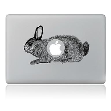 1 db Karcolásvédő Rajzfilmfigura Átlátszó szintetikus Matrica MertMacBook Pro 15'' with Retina MacBook Pro 15 '' MacBook Pro 13'' with