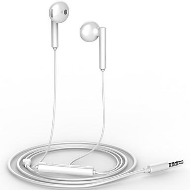 Huawei HUAWEI AM115 EARBUD Vezetékes Fejhallgatók Műanyag Mobiltelefon Fülhallgató A hangerőszabályzóval Mikrofonnal Fejhallgató
