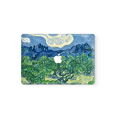 1 db Tok matrica mert Karcolásvédő Olajfestmény Matt Ultravékony PVC MacBook Pro 15'' with Retina MacBook Pro 15 '' MacBook Pro 13'' with