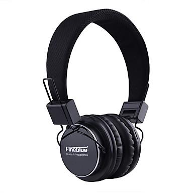 Fineblue FHD9000 Fejhallgatók (fejpánt)ForMédialejátszó/tablet / Mobiltelefon / SzámítógépWithMikrofonnal / DJ / Hangerő szabályozás / FM