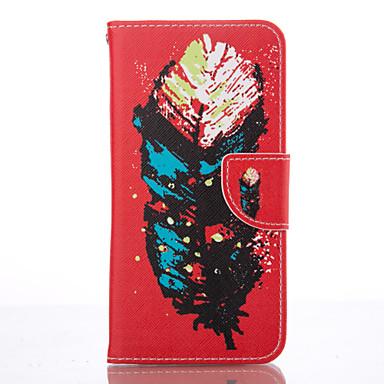 Mert Samsung Galaxy S7 Edge Kártyatartó / Pénztárca / Állvánnyal Case Teljes védelem Case Toll Puha Műbőr SamsungS7 edge / S6 / S5 Mini /
