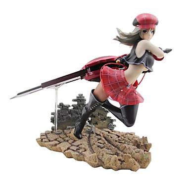 Anime Akciófigurák Ihlette God Eater Szerepjáték PVC 21 CM Modell játékok Doll Toy