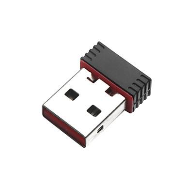 asztali számítógép usb piros él hordozható wifi