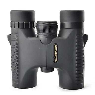 Visionking 10xX26 mm 쌍안경 고해상도 운반용 케이스 하이 파워 지붕 프리즘 스포팅 범위 일반적 사용 사냥 탐조(들새 관찰) BAK4 전체 멀티 코팅 340ft/1000yds 중심 초점