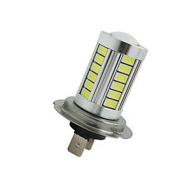 economico Antinebbia-SO.K 2pcs H7 Auto Lampadine 5 W SMD 5630 600 lm 33 LED Luce antinebbia
