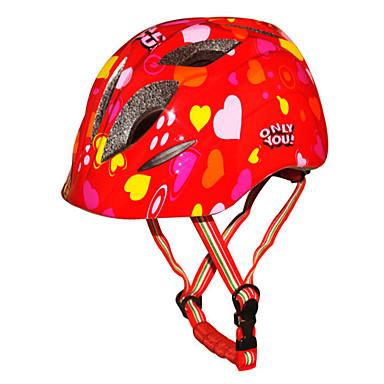 남여 공용 자전거 헬멧 10 통풍구 싸이클링 사이클링 스노우 스포츠 아이스 스케이트 S : 52-55CM