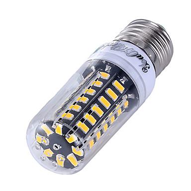 E26/E27 LED 콘 조명 T 56 LED가 SMD 5733 장식 따뜻한 화이트 차가운 화이트 500lm 3000/6000K AC 220-240V
