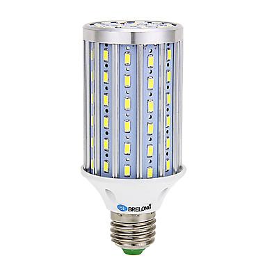 BRELONG® 1800 lm E14 E26/E27 B22 LED kukorica izzók T 90 led SMD 5730 Dekoratív Meleg fehér Hideg fehér AC 85-265V
