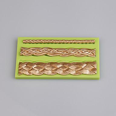 Bakeware eszközök Silica Gel Szilikon Környezetbarát Divat Sütés eszköz tortát díszítő Hot eladó Újonnan érkező Nyelek Nem tapad Jég
