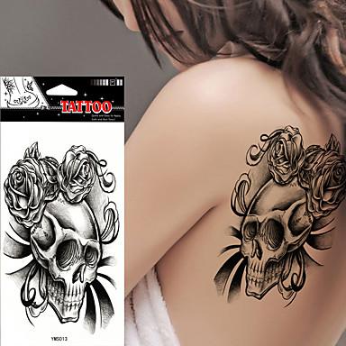 Tetkó matricák Mások Non Toxic Waterproof Női Férfi Felnőtt Tini flash-Tattoo ideiglenes tetoválás