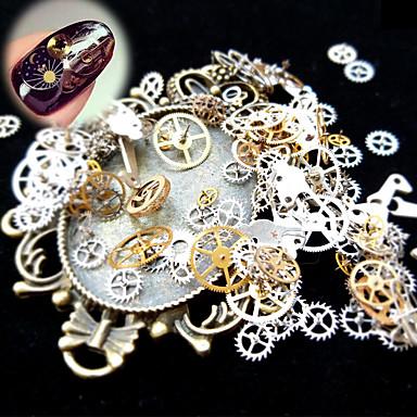 1 Biżuteria do paznokci Modny List Wysoka jakość Codzienny