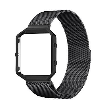 Ремешок для часов для Fitbit Blaze Fitbit Миланский ремешок Нержавеющая сталь Повязка на запястье