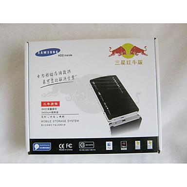 의 USB 하드 디스크 인클로저 블랙 2.5 인치 노트북 하드 드라이브 직렬 포트