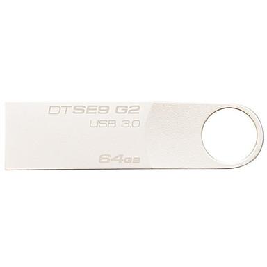 Kingston DTSE9 G2 64 GB USB 3.0 Ütésálló